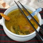 Thai tökleves rákokkal