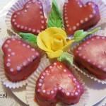 Valentinnapi szivecske deszert 1