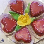 Valentinnapi szivecske deszert 2