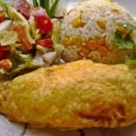 Ötsajtos csirkemell 2