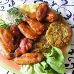 Csipős csirkeszárny 2