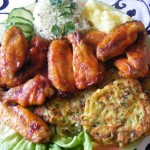 Csipős csirkeszárny 3