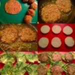 Hamburger pulykahússal 1