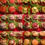 Hamburger pulykahússal 2