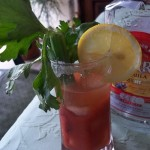 Mexican Tequila Bloody Mary 1