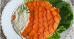 Majonézes karfiolkrém