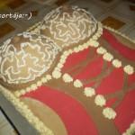 Női keblek torta Eta módra 2