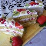 Gyümölcsös szeletek 2