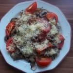 Halsaláta rizzsel chiliszósszal 2
