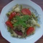 Pestos pene parmezánal 2