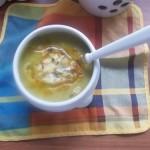 Tejszínes currys cukkini krémleves tökmaggal 1