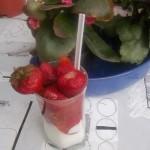 Epres joghurt eperlikőrrel 2