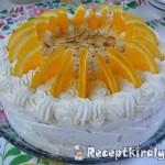 Narancsos oroszkrém torta II 1