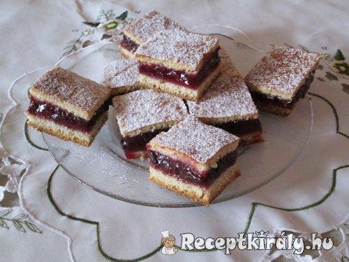 Szilvás-pite-pudinggal