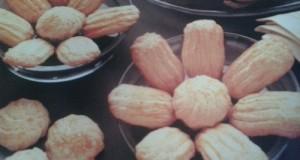 Aprósütemény kukoricalisztből