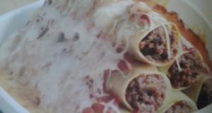Húsos cannelloni II