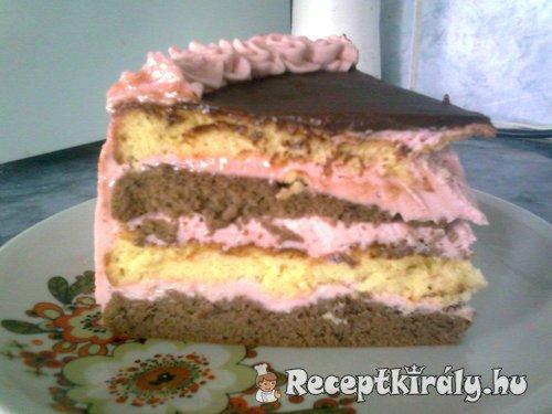 Méteres süti kicsit másként