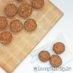 Ananászos sárgarépás muffin 2