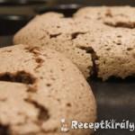 Habcsók muffin 1