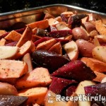 Fűszeres sült zöldségek 2