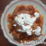 Lecsós rizs gombapaprikással 1