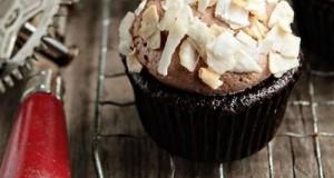 Kávés kókuszos muffin