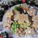 Karácsonyi mézes 1