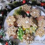 Karácsonyi mézes 2
