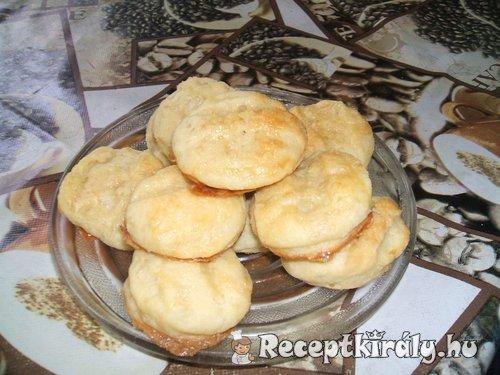 Tejfölös pogácsa a Dédi receptje