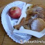 Almás palacsinta 3