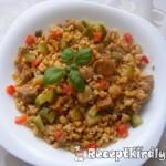 Tarhonyás hús Marcsi konyhájából 1
