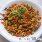 Tarhonyás hús Marcsi konyhájából 2