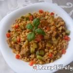 Tarhonyás hús Marcsi konyhájából 3