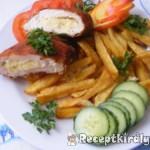Almás-sajtos csirkemell 2