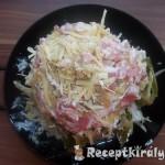 Csőben sült tejfölös, sajtos, baconös karfiol 2