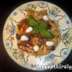 Sajtos tortellini paradicsomos szardíniával 3