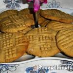 Mogyoróvajas keksz 1
