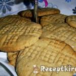 Mogyoróvajas keksz 2