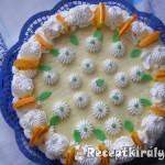 Oroszkrém torta Marcsitól 1