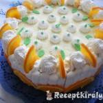 Oroszkrém torta Marcsitól 2