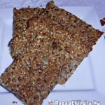 Ropogós kenyér liszt nélkül2