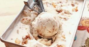 Almás diós fagylalt