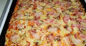 Erdélyi pizza
