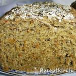 Répás burgonyás kenyér zabpehellyel 1