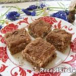 Snickers sütemény Györgyi módra 1