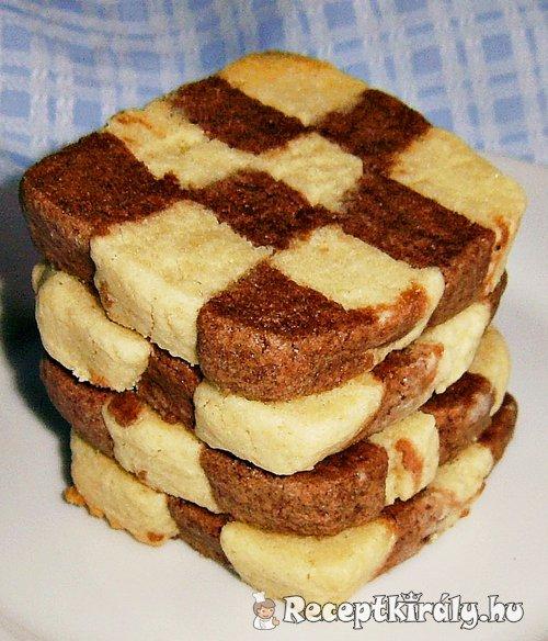 Sakktábla keksz