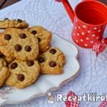 Egyszerű karamell keksz 2