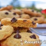 Egyszerű karamell keksz 3