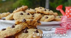 Egyszerű karamell keksz