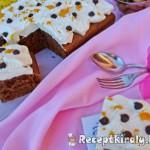 Fűszeres téli kocka narancsos sajtkrémmel2
